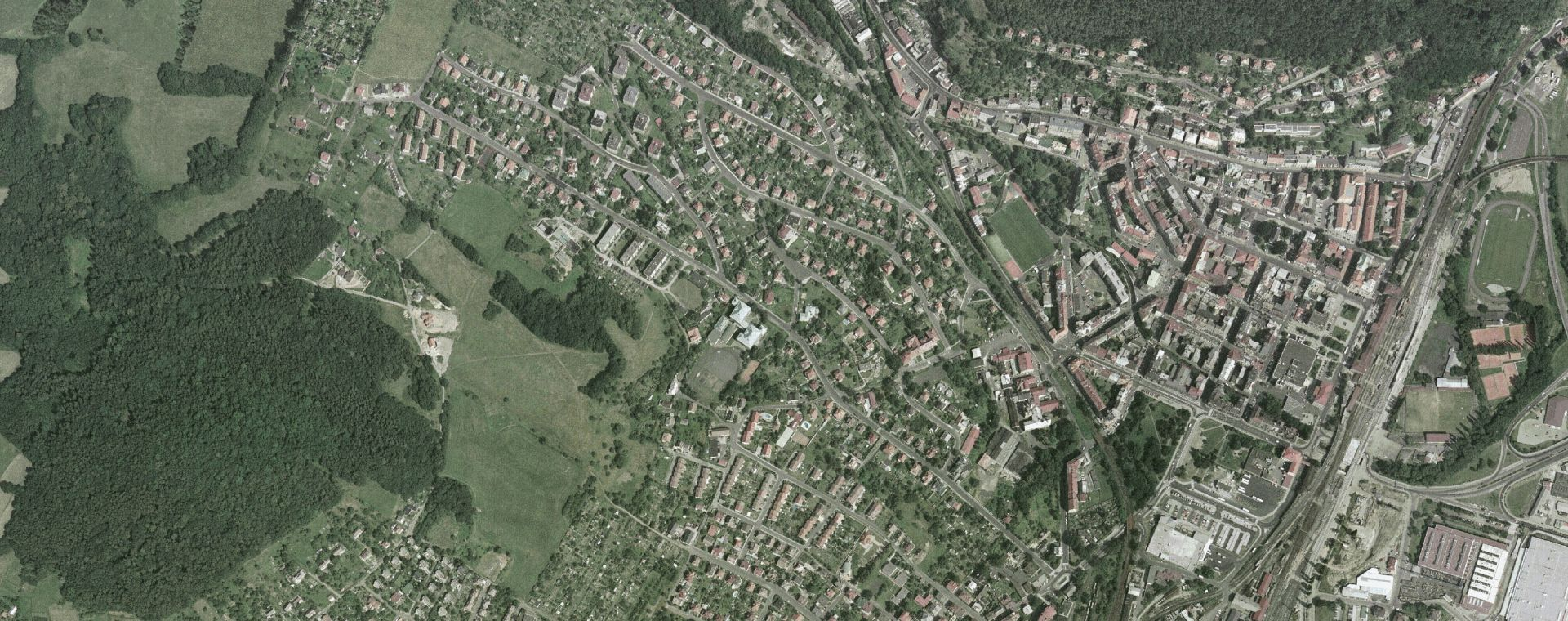 Urbanistická soutěž Děčín - Podmokly, 05/2013, Ústecký kraj, CZ