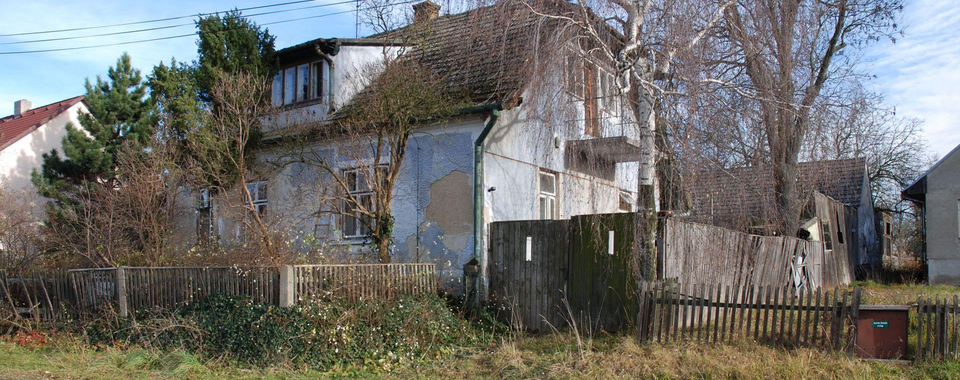 Školicí středisko s wellness, Stanoviště, Jižní Morava, 2010, CZ