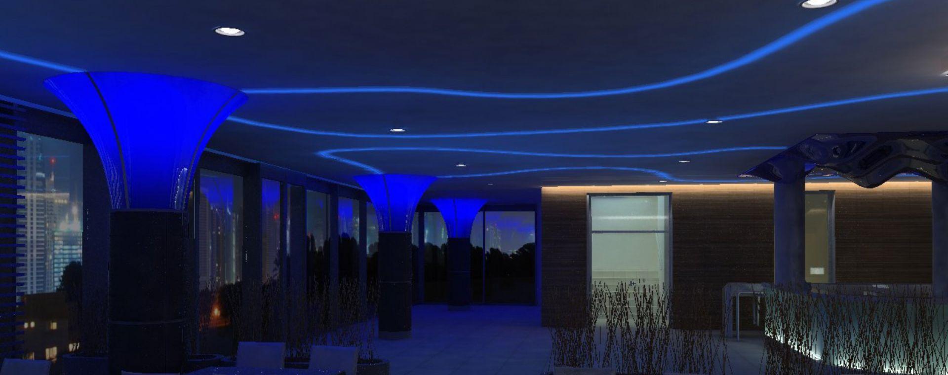 Wellness Pardubice - lighting design, Pardubice, Pardubice region, 2011, CZ