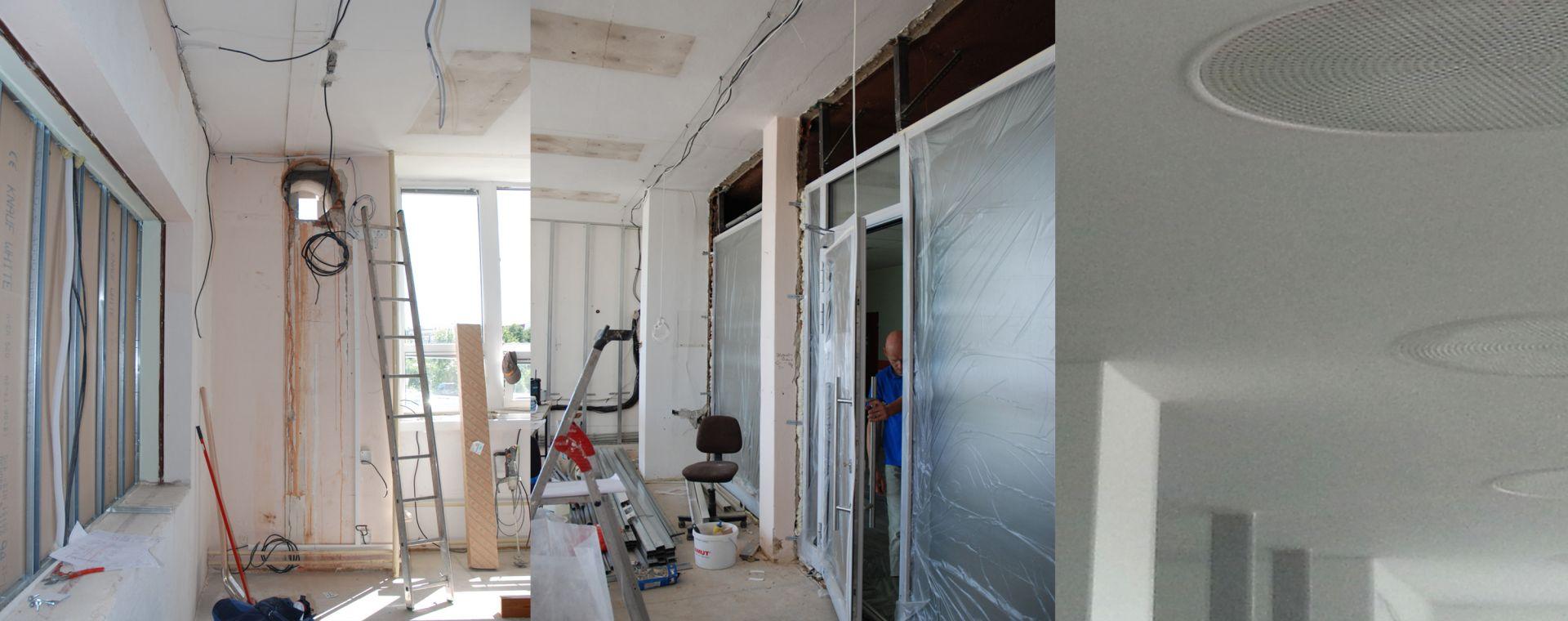 Realizace rekonstrukce optiky ve Žďáře nad Sázavou, kraj Vysočina, 2011-2013, CZ