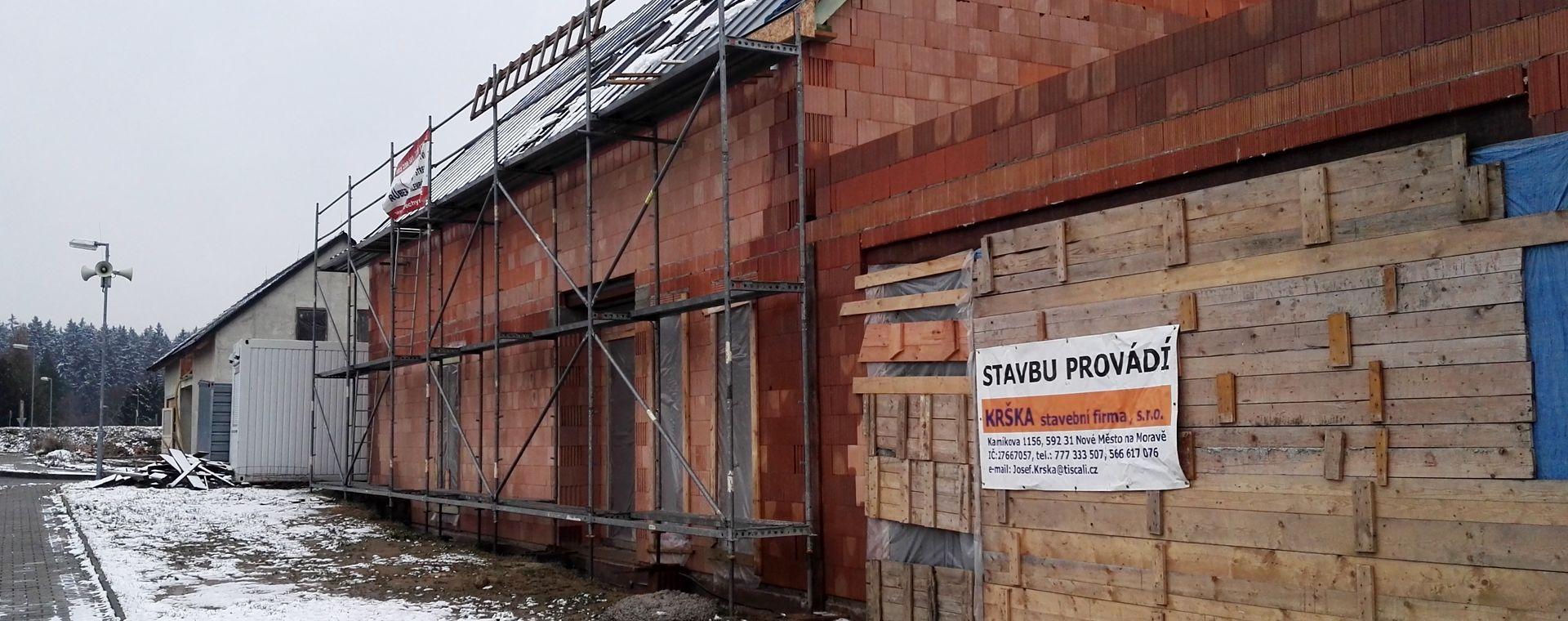 Realizace rodinného domu s právní kanceláří Hamry nad Sázavou, kraj Vysočina, 2013-2014, CZ