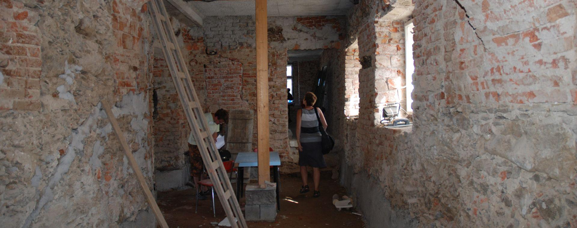 Rekonstrukce statku v Rosičce u Žďáru nad Sázavou, 2013-2014, CZ