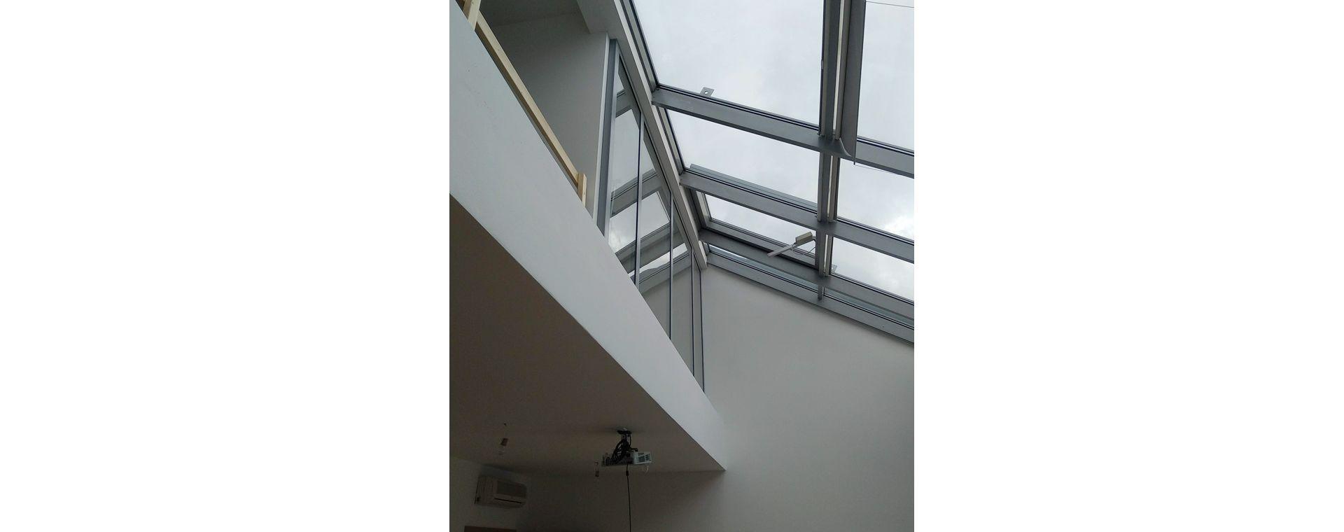 Realizace duplexu na Praze 8, duplex, mezonet, loft, Na Kopečku 2, Praha 8, 2017-2019, CZ