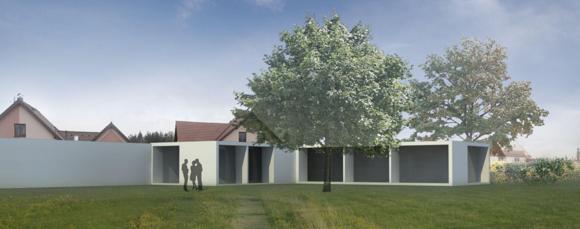 Rodinný dům v Přibyslavi, 2012-2014, CZ