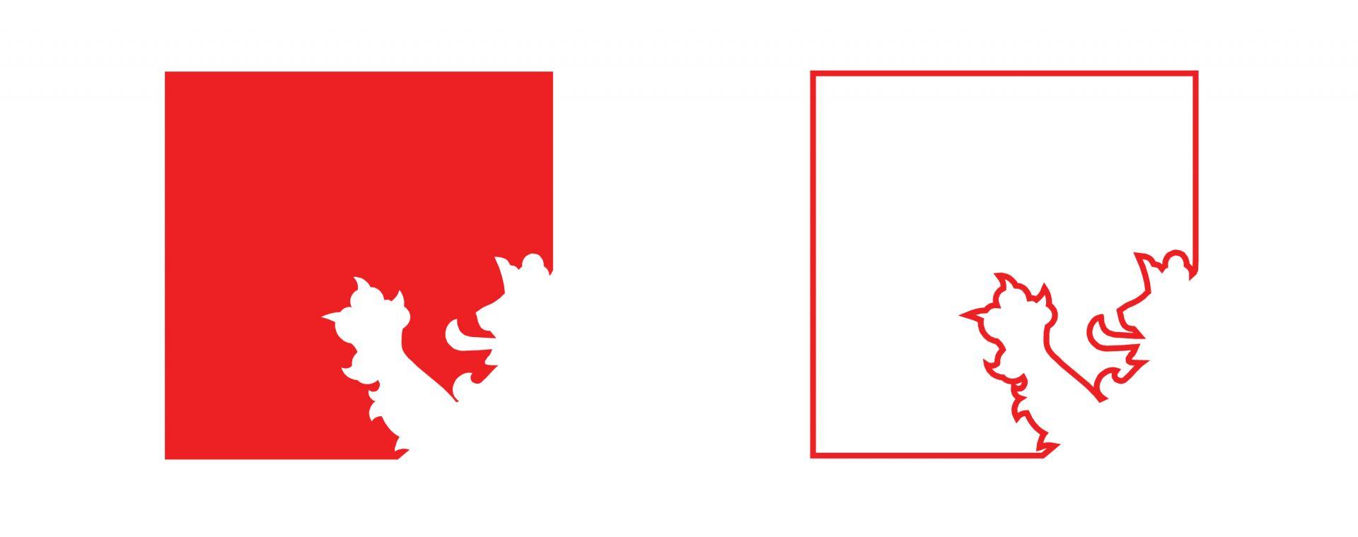 Vizuální identita České komory architektů - soutěžní návrh, postup do druhého kola, 2012, CZ