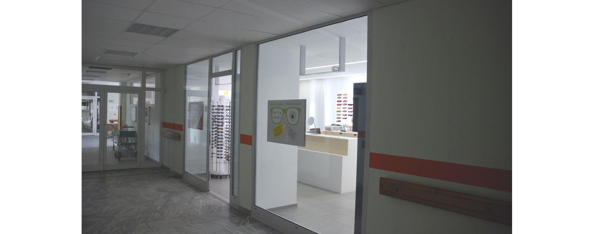 Vizitka Optika Látal, 2013, CZ