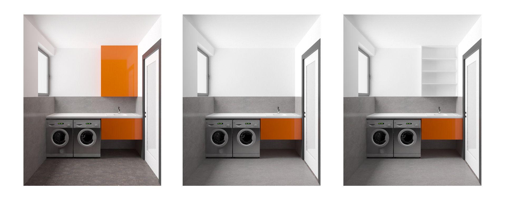 The concept of the interior in Žďár nad Sázavou, Žďár nad Sázavou, Bohemian - Moravian highlands, 2009-2012, CZ