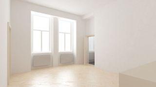 Rekonstrukce bytu 2+kk v polyfukčním bytovém domě na Praha 7, Praha, CZ