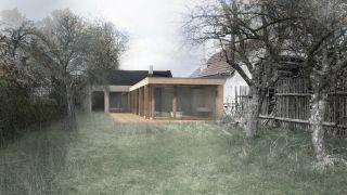 Education centre with wellness, Stanoviště, South Moravia, 2010, CZ