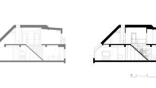 Reconstrution of the flat Prague Vinohrady, Prague,2010-2012, CZ