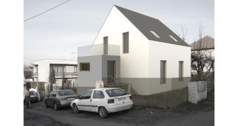 Reconstruction of family house in Klecany, 2011-2012, CZ