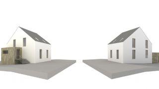 Rekonstrukce rodinného domu v Klecany, 2011-2012, CZ