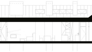 Rekonstrukce bytu, Praha 7 Letná, 2012-2014, CZ