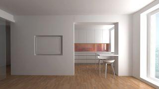Apartment reconstruction Prague Modrany, Prague, 2013, CZ