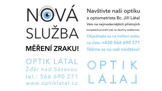 Visual identity and graphic manual Optician Látal