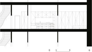 Reconstruction of the flat 2+kk in polyfuctional block of flat, Prague 7 - Letná, Prague, CZ
