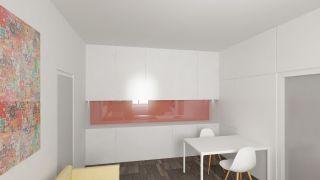 Reconstruction of apartment, Prague Veleslavín, 2014, CZ