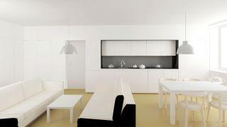 Apartment 3+1 reconstruction, Štursova, Žďár nad Sázavou, 2014, CZ