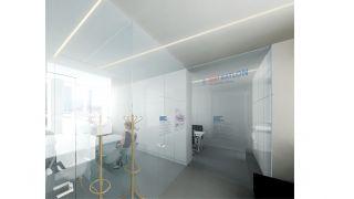 The Czech biatlon union headquarters reconstruction - concept, Prague , 11/2014, CZ