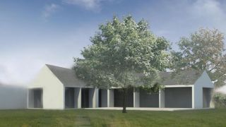Novostavba rodinného domu v Poličce, Polička, 2015-16, CZ
