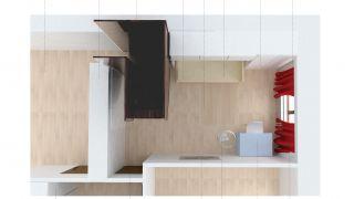 Building adaptations in flat 4+kk in Žďár nad Sázavou