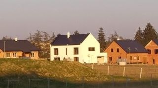 A new family house in Zdar nad Sazavou, hand out, realization, 2016-2018, CZ