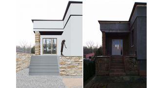Rekonstrukce vily Vodochody - Straškov, 2020-2021, CZ
