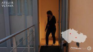 Pecha Kucha night Ostrava vol.15 - prezentace Atelieru Vltava a dalších v Ostravě, 2014, CZ