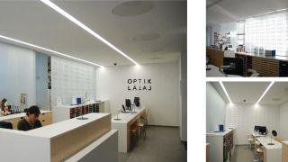 Rekonstrukce optiky ve Žďáře nad Sázavou, kraj Vysočina, 2011-2013, CZ