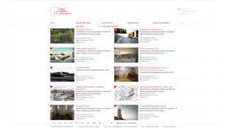 Graphic design competetion of Czech chamber of architects - competetion proposal, 2nd round, 2012, CZ