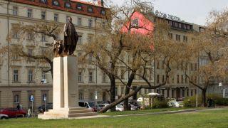 Wilsonův památník Praha, spolupráce, Hlavní nádraží, Praha, 2008-2012, CZ