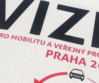 Atelier Vltava spolupracoval na dokumentu Vize Prahy 2025! Prague, 06/2014, CZ