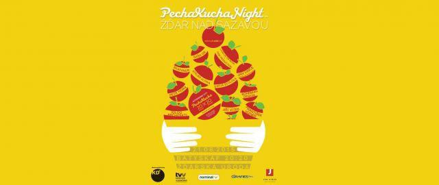 Vystoupíme na Pecha Kucha night Žďár nad Sázavou vol.1 21/08/2015, CZ